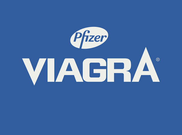 Photo:  Viagra's new logo
