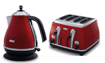 Photos. New Beetle 50s, DeLonghi and Elmira Stoveworks