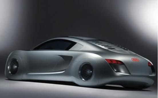 Photo: Audi RSQ concept