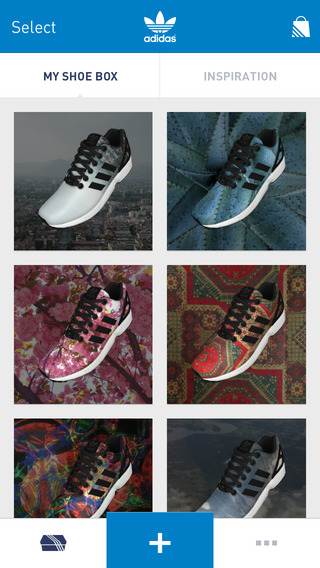 Photo: a screenshot from adidas Original's