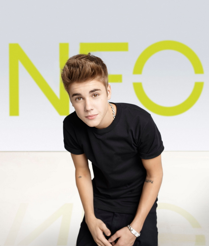 Neo Label Justin Bieber Photo Justin Bieber For Neo