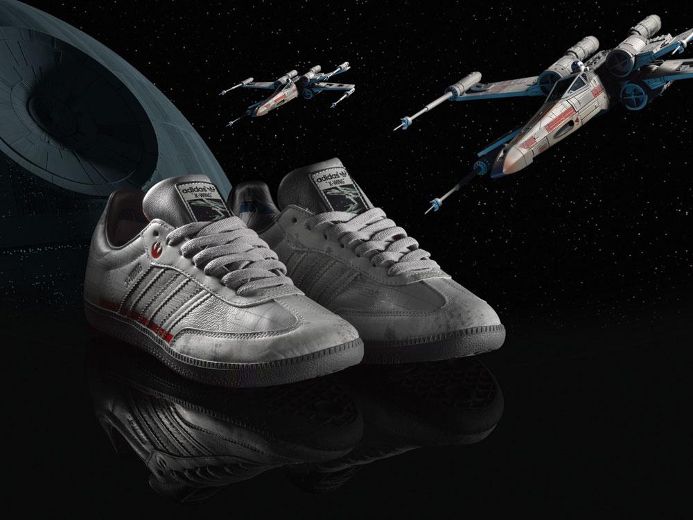 996653ea8eb9 The Adidas Originals Introduced Star Wars Collection 2010 – POPSOP