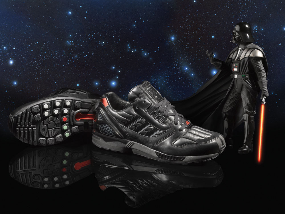 the adidas originals introduced star wars collection 2010. Black Bedroom Furniture Sets. Home Design Ideas