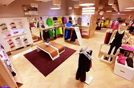 womens store: