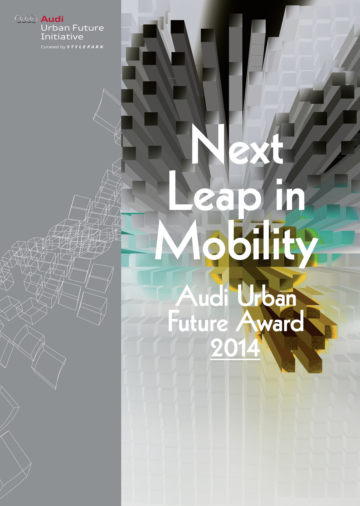 audi urban future award 2014 launches under the u201cthe next leap in