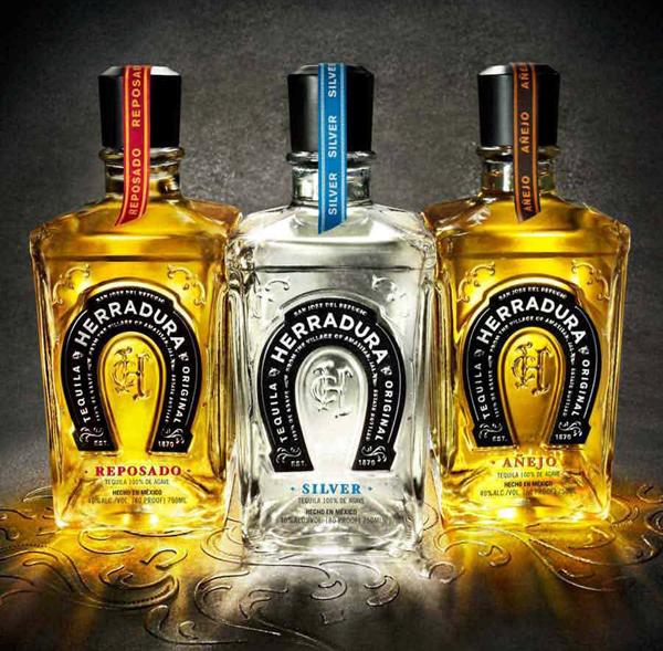 Hirst Pacific Ltd Redesigns Herradura Tequila Bottle For