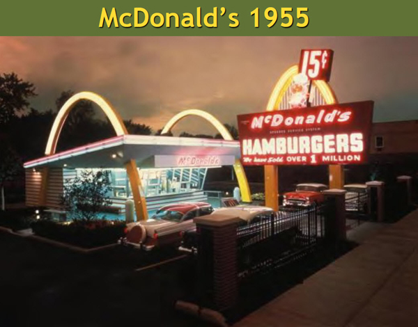 how mcdonalds started