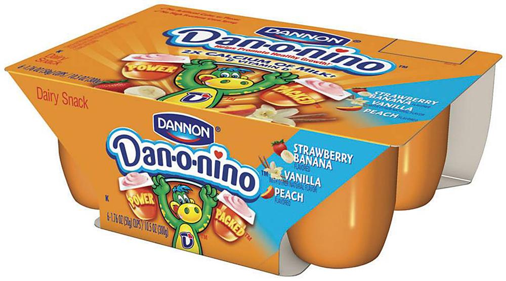 THE DANNON COMPANY DAN-O-NINO