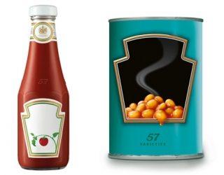 Heinz 'debranded' can