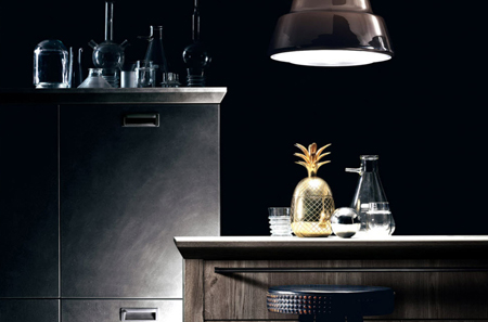Diesel and Scavolini Have Unveiled the Social Kitchen Design – POPSOP