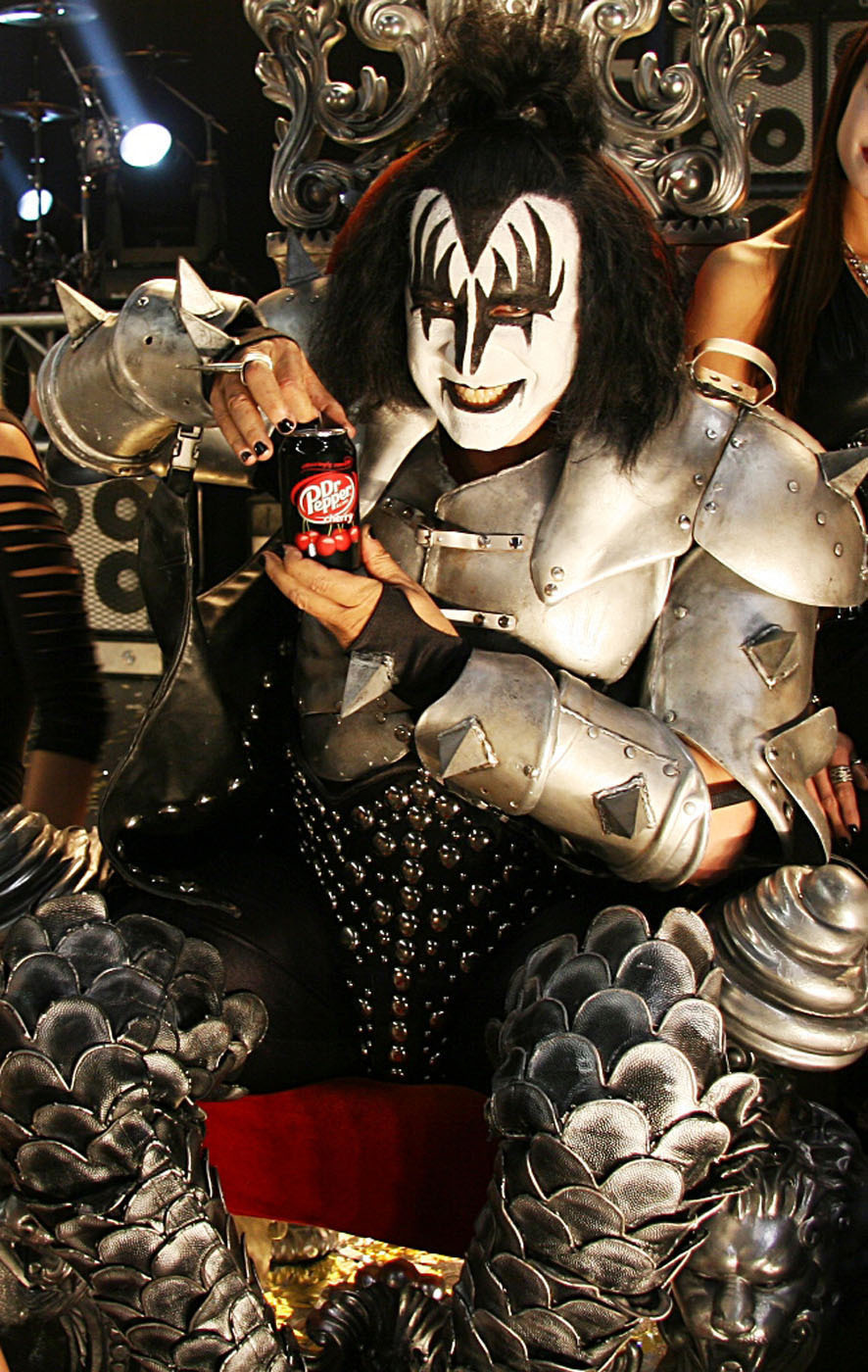 Dr Pepper Tackles First Ever Super Bowl Ad Featuring Kiss Popsop