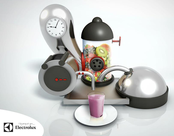 Brilliant Electrolux Looking For Young Kitchenware Design Geniuses Home Interior And Landscaping Palasignezvosmurscom