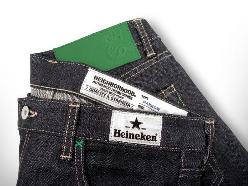 HEINEKEN USA INC. DENIM COLLABORATION