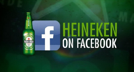 Heineken Has Partnered with Facebook to Promote Its Brands ...