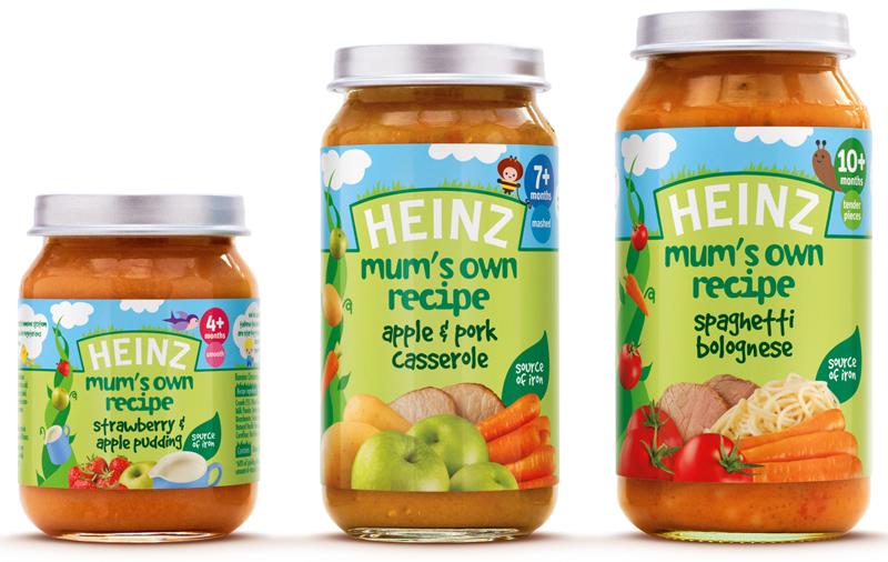 Heinz baby food coupons uk