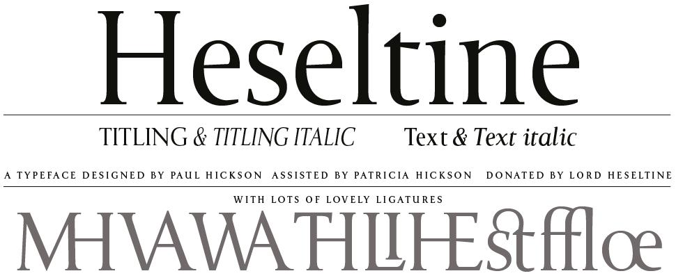 heseltine_font