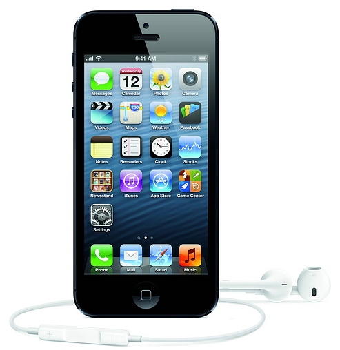 Apple Introduces iPhone 5, New iPods and Improved iTunes ...