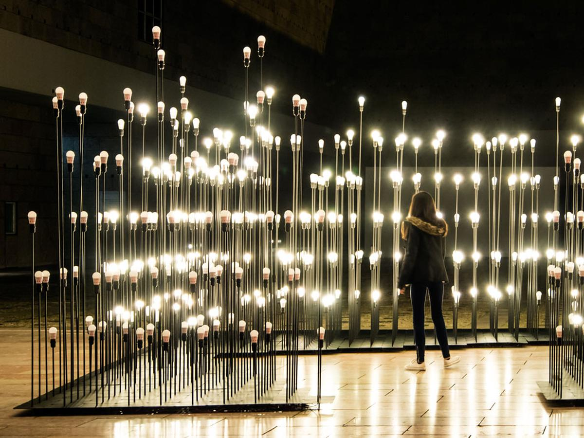 Ikea Celebrates Fabrics And Shows The Maze Of Light In Two