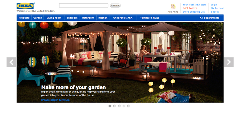"IKEA Calling to ""Make More of Your Garden"" with No Mercy for ..."