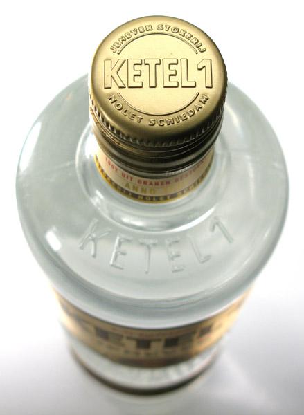 "Рестайлинг джина ""KETEL 1 Jenever"" от Claessens Cartils"