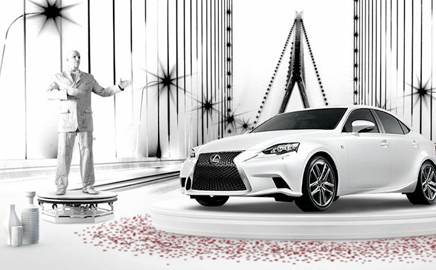 lexus marketing mix The all-new lexus rx origami-inspired design cues, a heady mix of sharp creases and curves the reality is that lexus has now implanted a throbbing.