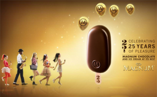 Henry Holland Has Crafted A Magnum Classics Chocolate