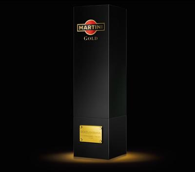 Мartini и Dolce&Gabbana представляют Martini Gold