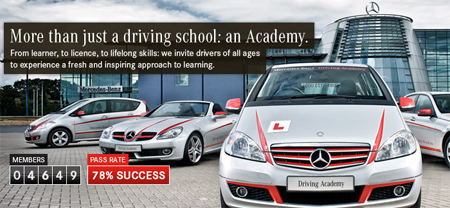 Mercedes Benz To Open Driving Academy In The U.S. U2013 POPSOP