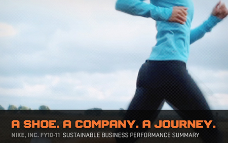 Nike Has Unveiled Its FY10-11 Sustainable Business Performance Summary ...