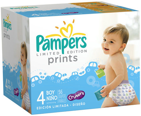 """pampers Prides Itself on"