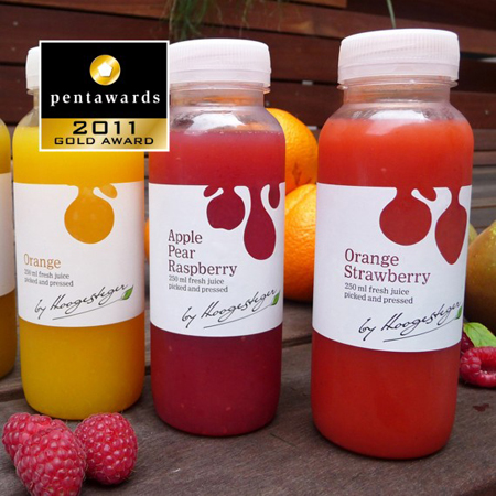 pasterization in fruit juice