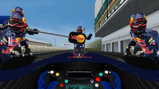 Red Bull Launches the F1 Pilot iPhone App – POPSOP