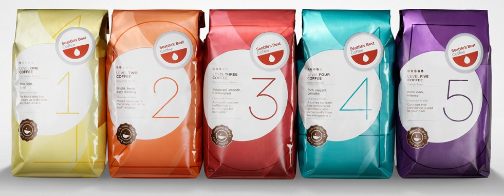 seattles best coffee 12345 lineup Free Sample: Seattles Best Level Coffee   Today