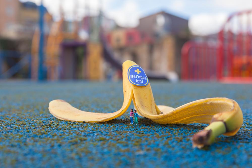 Urban Playground Art Installations