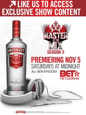 Smirnoff Rolls out the Second Season of the Master of the ...