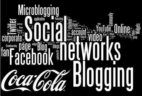 Coca cola and Social Media