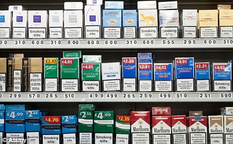 Minimum prices cigarettes Monte Carlo Delaware