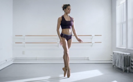 """Under Armour empowering female athletes with the slogan """"I Will ..."""