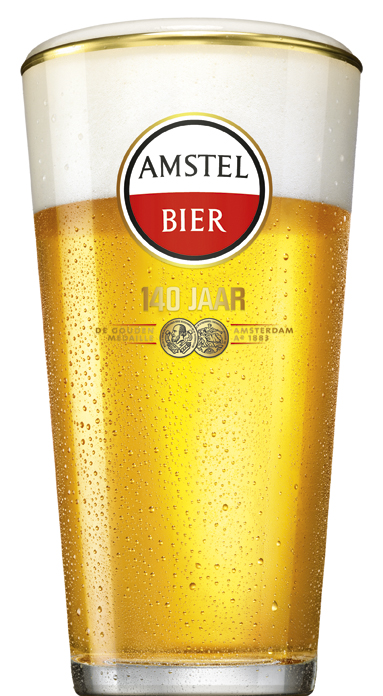 Amstel Celebrates Its 140th Anniversary With A New Festive