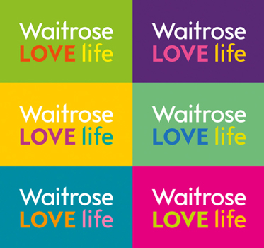 Photo: Waitrose LOVE life identity