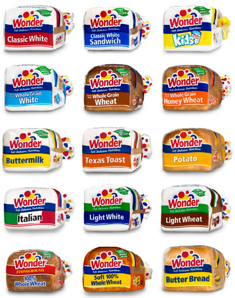 raymond davis blog brands of bread