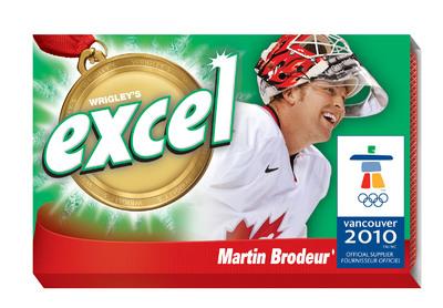 Excel Gum Logo