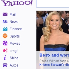 The us yahoo homepage has been redesigned with a social the us yahoo homepage has been redesigned with a social media twist popsop stopboris Gallery