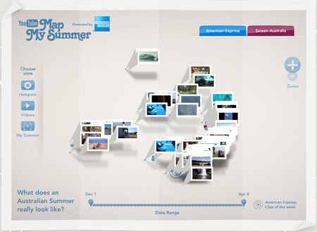 Map Of Australia Youtube.Youtube Mapped Australian Summer Popsop